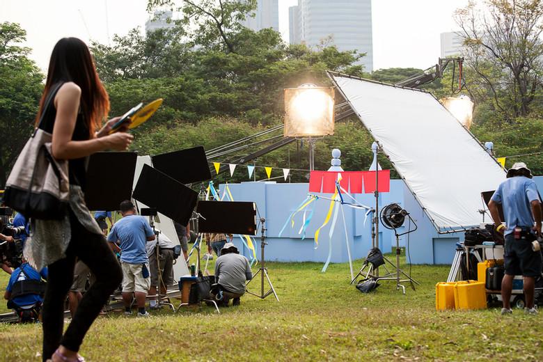 outdoor-filming